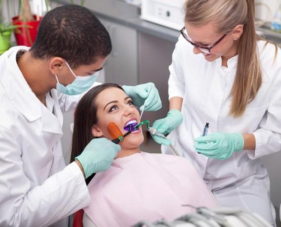 Consulta de Odontología Conservadora