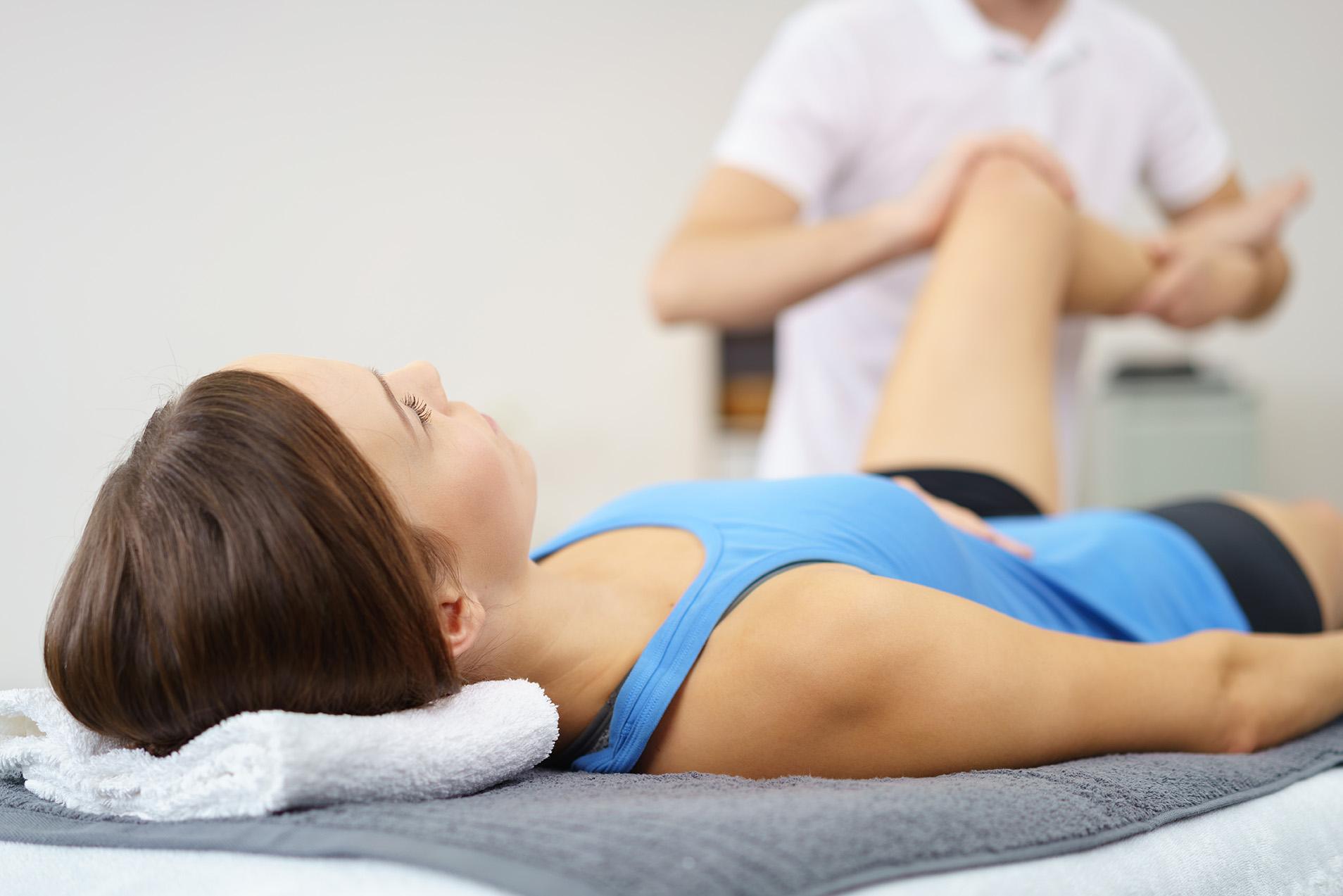Clínica de Fisioterapia y Podología